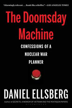 The Doomsday Machine book cover