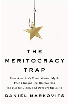 The Meritocracy Trap book cover
