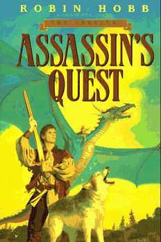 Assassin's Quest book cover