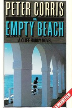 The Empty Beach by Peter Corris book cover