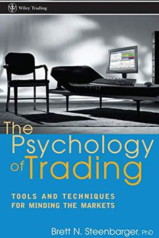The Psychology of Trading book cover