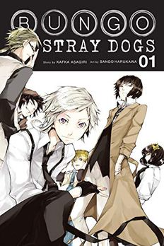 Bungo Stray Dogs, Vol. 1 book cover
