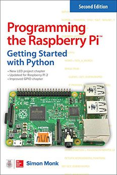 Programming the Raspberry Pi, Second Edition book cover