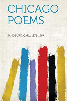 Chicago Poems book cover
