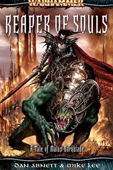 Reaper of Souls book cover