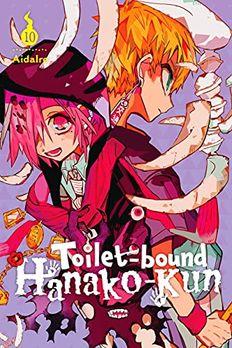 Toilet-bound Hanako-kun, Vol. 10 book cover