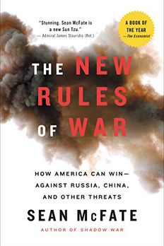 The New Rules of War book cover