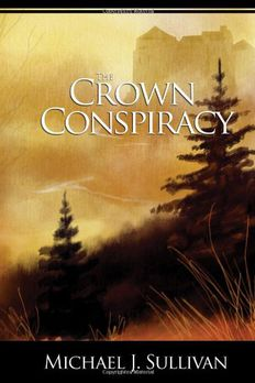 The Crown Conspiracy book cover