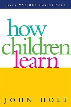 How Children Learn book cover