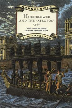Hornblower and the Atropos book cover