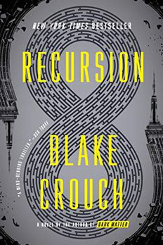 Recursion book cover