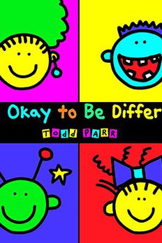 It's Okay To Be Different book cover