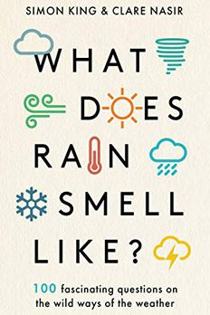 What Does Rain Smell Like? book cover