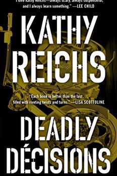 Deadly Décisions book cover