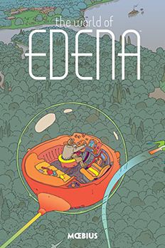 Moebius Library book cover