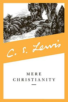 Mere Christianity book cover