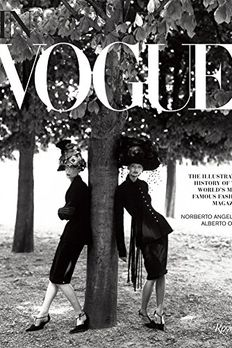 In Vogue book cover