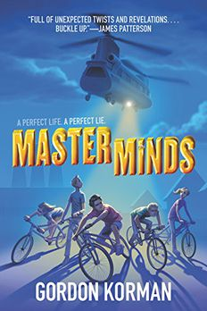 Masterminds book cover