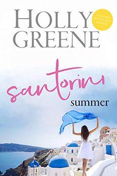 Santorini Summer book cover