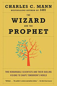 The Wizard and the Prophet book cover