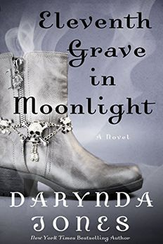 Eleventh Grave in Moonlight book cover