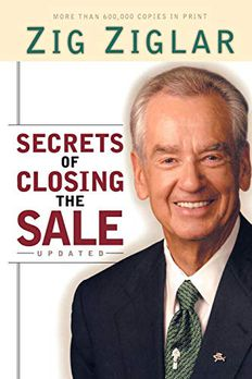 Secrets of Closing the Sale book cover