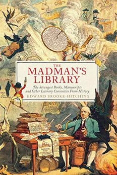 The Madman's Library book cover