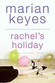 Rachel's Holiday book cover
