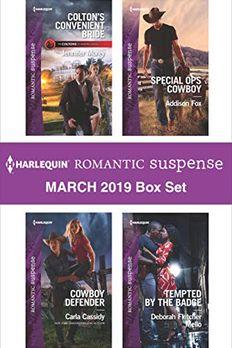 Harlequin Romantic Suspense March 2019 Box Set book cover