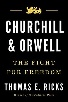 Churchill and Orwell book cover