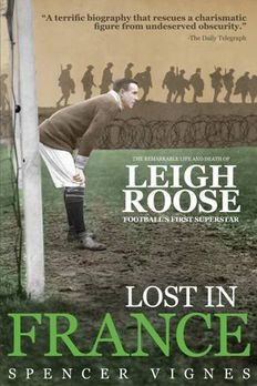 Lost In France book cover