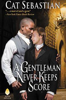 A Gentleman Never Keeps Score book cover