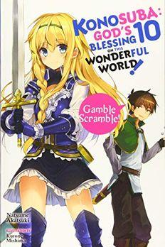 Gamble Scramble! book cover