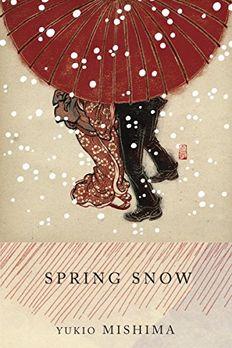 Spring Snow book cover