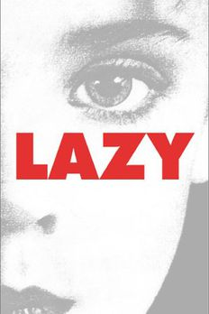 Lazy book cover