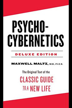 Psycho-Cybernetics Deluxe Edition book cover