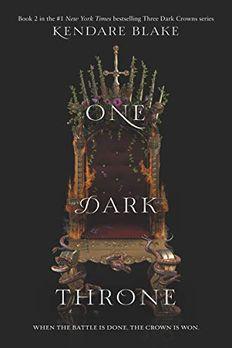 One Dark Throne book cover