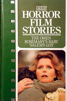 Great Horror Film Stories, The Omen, Rosemary's Baby, Salem's Lot book cover
