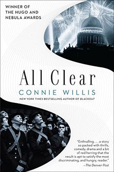 All Clear book cover