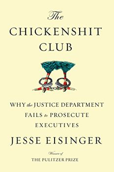 The Chickenshit Club book cover