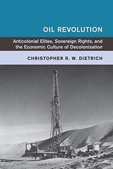Oil Revolution book cover