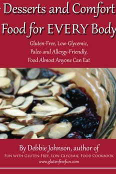 Desserts and Comfort Food for Every Body book cover