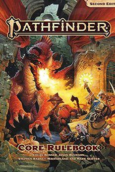 Pathfinder Core Rulebook book cover