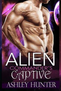 Alien Commander's Captive book cover