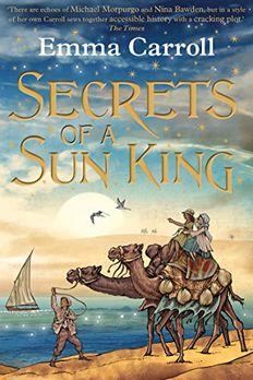 Secrets of a Sun King book cover
