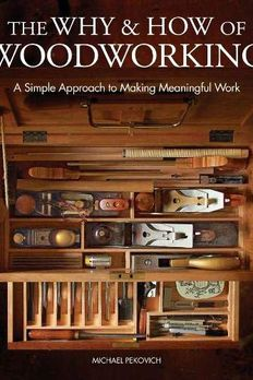 The Why & How of Woodworking book cover