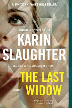 The Last Widow book cover