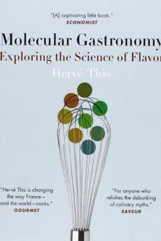 Molecular Gastronomy book cover