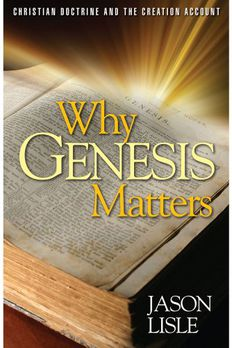 Why Genesis Matters book cover