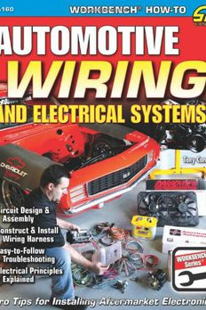 Automotive Wiring and Electrical Systems book cover